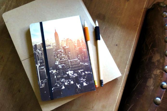 Un cahier customisé comme votre enfant l'aime !