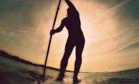 Le stand up paddle, une activité à partager en famille