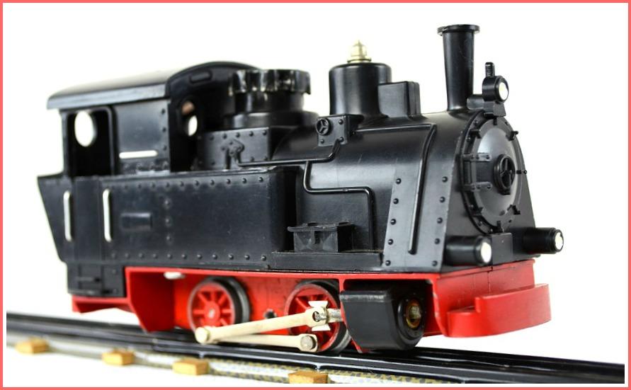 Le train électrique, une passion pour grands et petits