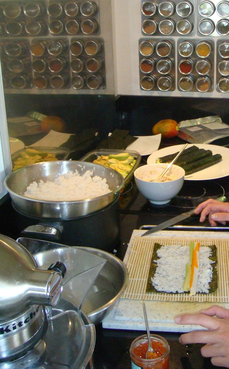 natte sushis