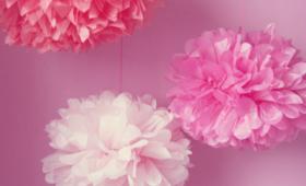 Loisirs créatifs : que faire avec du papier de soie ?