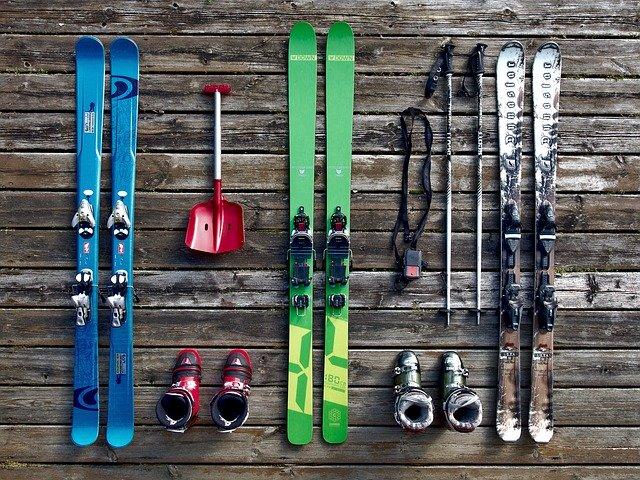 Bon plan : louer ses skis pour voyager léger