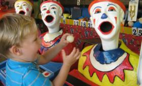 Organiser un anniversaire fête foraine pour son kid